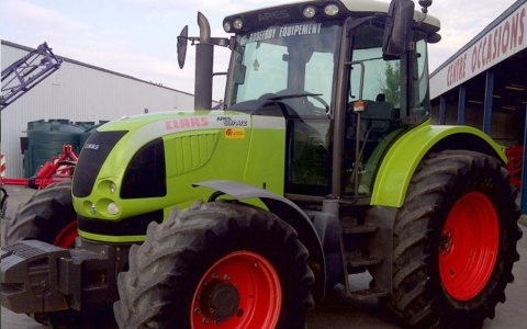 Claas Ares 697 RZ