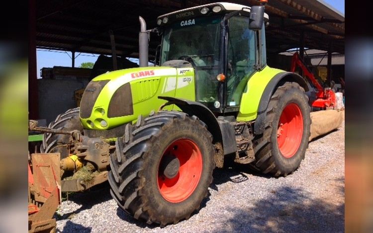 Claas - Claas Arion 640
