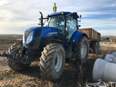 New Holland - NEW HOLLAND T7 170