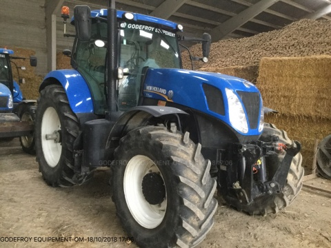 New Holland - NEW HOLLAND T7 220